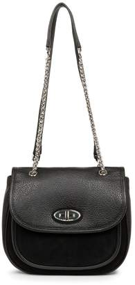 Lancaster Dune Bi Janis Cross Body Bag in Leather