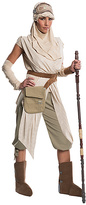 Rubie's Costume Co Star Wars Grand Heritage Rey Costume - Adult