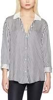 Tommy Hilfiger Women's Shirt LS Pyjama Top,(Manufacturer Size: SM)