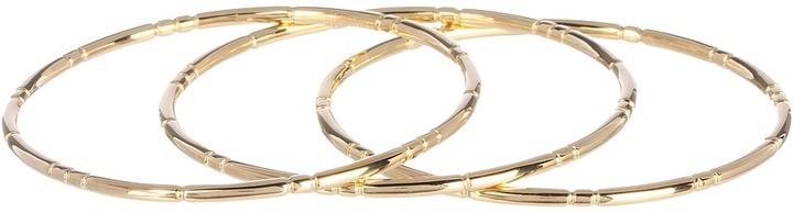 Elizabeth and James Berlin Engraved Stackable Bangles Bracelet