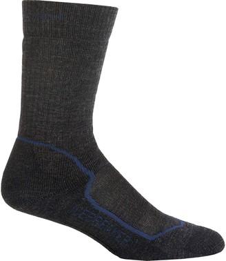 Icebreaker Hike+ Mid Anatomical Crew Sock - Men's