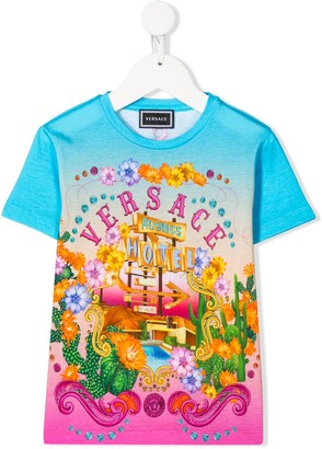 Versace Palm Springs Hotel T-shirt