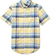 Ralph Lauren Madras Cotton Shirt, Big Boys (8-20)