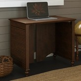 Kathy Ireland Home By Bush Furniture Volcano Dusk Writing Desk Home by Bush Furniture Color: Coastal Cherry