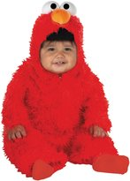 Disguise Unisex-Baby - Elmo Fuzzy Toddler Costume 12-18 Month Halloween Costume