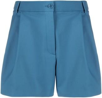 Moschino Buttoned Chino Shorts