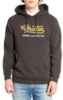 Brixton Men's Mach Graphic Hoodie