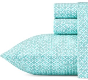 Trina Turk Cascara Twin Sheet Set Bedding