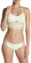 Maaji Banana Roads Strappy Soft Cup Reversible Bikini Top