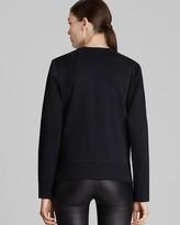 Helmut Lang Sweatshirt - Motion Leather Combo