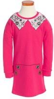 Little Marc Jacobs 'Essential' Jersey Dress (Toddler Girls, Little Girls & Big Girls)