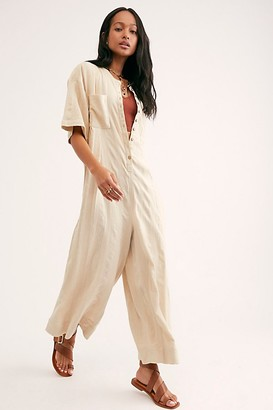 The Endless Summer Current Obsession Jumpsuit