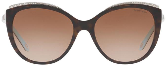 Tiffany & Co. TF4134B 406499 Sunglasses Tortoise