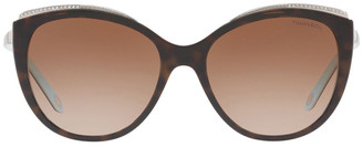 Tiffany & Co. TF4134B 406499 Sunglasses Tortoise