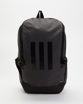 adidas Grey Backpacks - Essentials 3-Stripes Response Backpack - Size One Size at The Iconic
