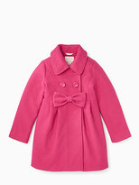 Kate Spade Girls fit & flare coat