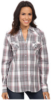 Roper 9765 Grey Stone Plaid