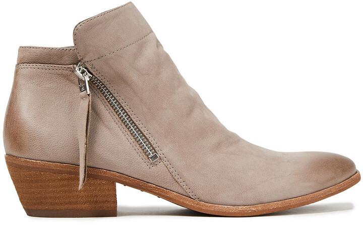 Sam Edelman Packer Nubuck Ankle Boots
