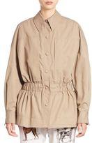Stella McCartney Ruched-Waist Jacket
