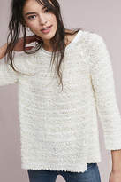 Anthropologie Jackie Textured Pullover