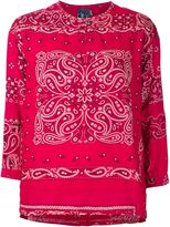 Visvim 'Kerchief' blouse