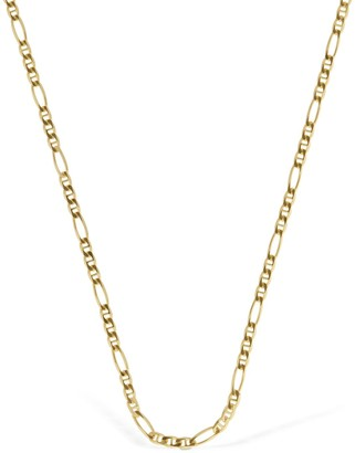 Missoma Filia Long Curb Chain Necklace