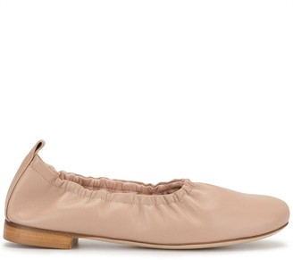 Rodo High Throat Ballet Pumps