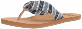 Roxy Women's Paia Knotted Sandal Flip Flop
