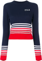 Fila striped sweatshirt