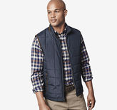 Johnston & Murphy Quilted Vest