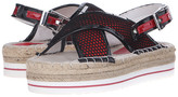 Love Moschino Net Sandal