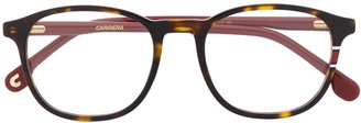 Carrera Square Frame Glasses