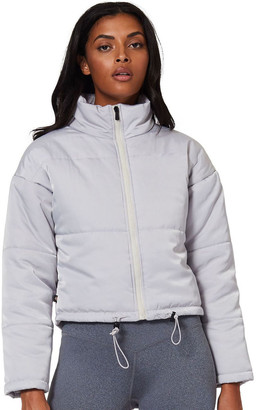 L'URV Play Off Cropped Puffer
