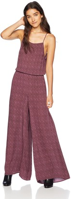 O'Neill Women's Claudia Flare Leg Jumpsuit