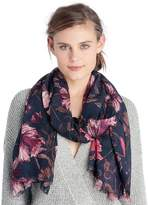 Sole Society Floral Scarf