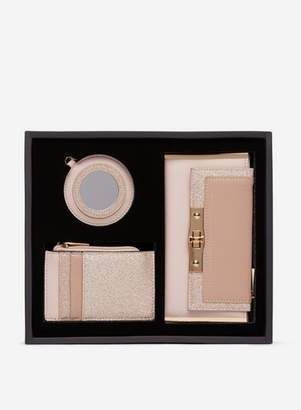 Dorothy Perkins Womens Nude Purse Gift Box Set, Nude