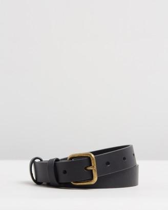 Status Anxiety Revelry Leather Belt