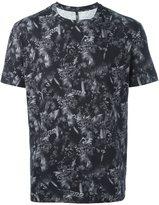 Versus 'Macro Plinth' print T-shirt