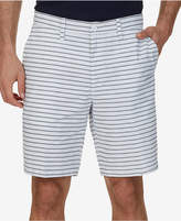 "Nautica Men's 8-1/2"" Classic-Fit Striped Cotton Shorts"