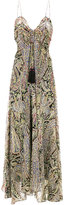 Etro sleeveless paisley print gown - women - Silk/Acetate - 38