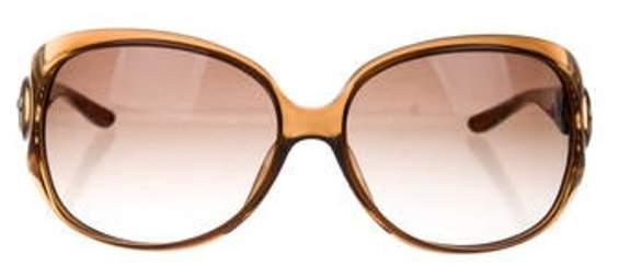 Christian Dior Lady 1 FS Sunglasses Brown Lady 1 FS Sunglasses