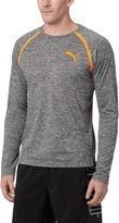 Puma Bonded Tech Long Sleeve Top