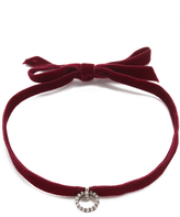 Dannijo Vix Choker Necklace