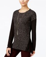 Sanctuary Greenwich Colorblocked Sweater, A Macy's Exclusive