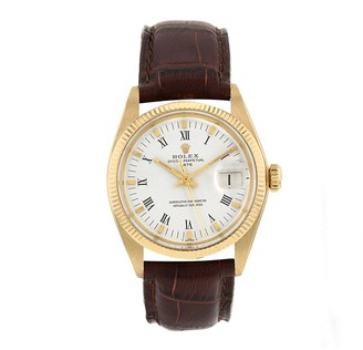 Rolex 1978 pre-owned Oyster Perpetual Date 34mm