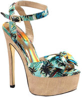 Luichiny Women's Love Potion Stiletto Sandal