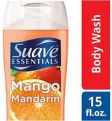 Suave Essentials Body Wash Mango Mandarin