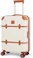 Bric's Brics Bellagio four-wheel cabin suitcase 55cm, Cream