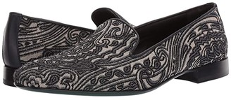 Etro Evening Loafer (Navy) Men's Shoes