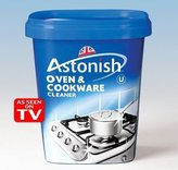 Astonish Oven And Cookware Cleaner 17.6 Oz. - As Seen On Tv!